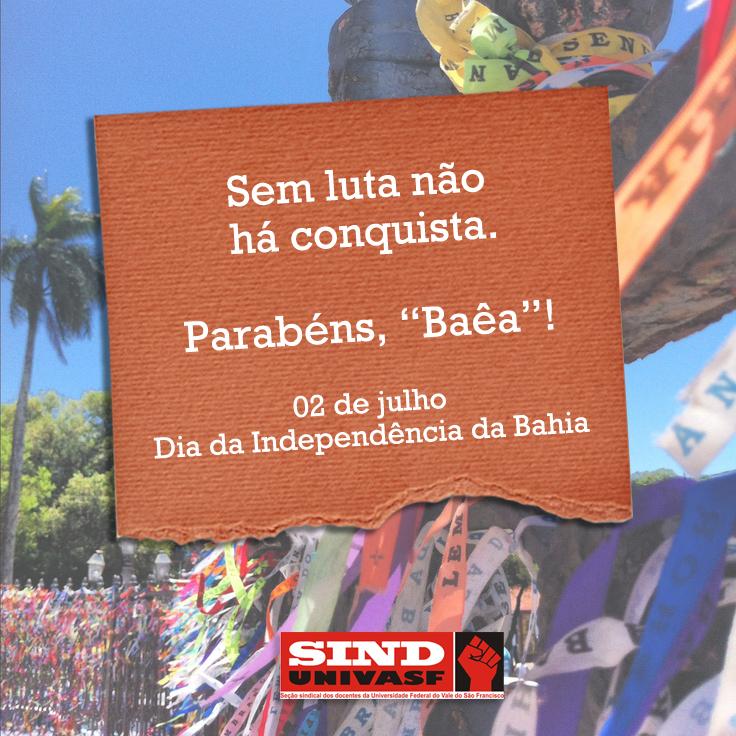 Independência da Bahia