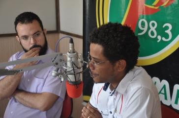 Entrevista: Ari Cardona e Nilton de Almeida (SindUnivasf)