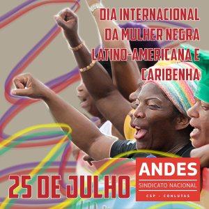 ANDES blog Mulher Negra Caribenha