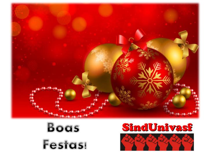 Boas festas 2017-2018 SindUnivasf