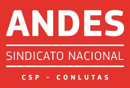 Logo da ANDES