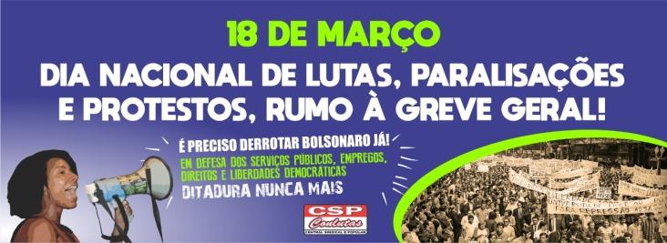 CSP Conlutas - 18 de março (capa para facebook)